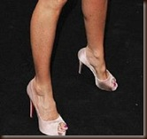 too small Louboutins