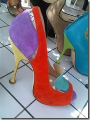 Brian Atwood Multicolor