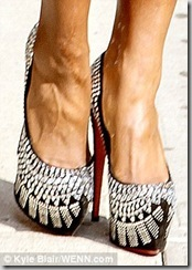 Serena Williams 4K Louboutins
