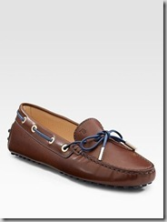 Tods Heaven Lacetto Drivers425